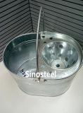 Compartimiento caliente de la fregona del metal de la herramienta de la limpieza de la casa de la venta