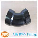 ABS Dwv di formato di 1.5 pollici che misura 1/8 di curvatura