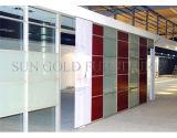 Prix modernes de mur en verre de partition de bureau de Muebles (SZ-WST703)