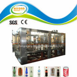 Dcgf18-18-6 애완 동물 병 탄산 청량 음료 충전물 기계
