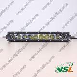 Venta al por mayor de la conducción campo a través rígida de la barra ligera del CREE LED del camino