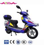 Электрический мотоцикл с двойным мотоциклом подвеса e