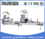 Perfil Alu-PVC Doble Mitre Saw