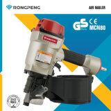 Ferramentas de potência do Nailer da pálete do Nailer da bobina do Nailer do ar do produto novo de Rongpeng (MCN55)