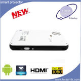 Mini Smart 3D Projector con Smart Phone/PC/TV