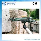高品質の空気の空気足の石ドリル機械