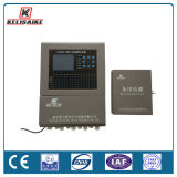 Contrôleur multi d'alarme de zone pour le détecteur de gaz de NH3 de CO2 d'O2 de Co H2s