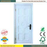 Домашняя дверь окна двойной двери двери