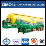 Cimc de Aanhangwagen van Bulker van het Cement van Assen 50ton 3/de BulkAanhangwagen van het Cement/Cement Bulker