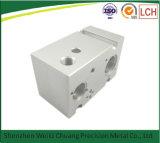 Service de usinage de commande numérique par ordinateur de pièce en aluminium de machine de précision d'usine pour la pièce d'auto