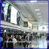 Aeroporto Large Advertizing Light Boxes con Snap Aluminum Frame
