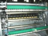 Controlado por ordenador de alta velocidad automático de la película plástica Máquina cortadora y rebobinadora
