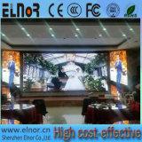 Afficheur LED polychrome d'intérieur du prix bas P6