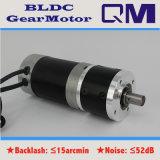 NEMA23 120W schwanzloser Motor BLDC mit Getriebe-Verhältnis-1:10