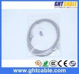 cabo de correção de programa de 0.5m Almg RJ45 UTP Cat5/cabo da correção de programa