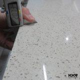 Kingkonree Quartzstone gris al por mayor con los espejos de la chispa