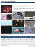 Illuminazione ottica di sauna della fibra di RGB LED