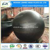 Protezioni d'acciaio cape servite sferiche per i tubi o i tubi