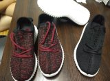 PU唯一の韓国様式の方法現代偶然靴