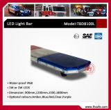 Barra clara de advertência do diodo emissor de luz da caixa do PC (TBD8100L)