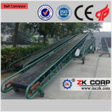 China Heat Resistance Belt Rubber Conveyor con Low Price