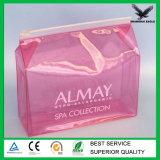 Напечатанный логосом изготовленный на заказ мешок PVC ясности