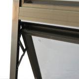 Qualitäts-Puder-überzogene graue Farben-Aluminiumprofil-Markisen-Fenster mit Verlegenheits-Scheibe Kz231