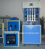 Semi-automática Pet Stretch Blow Molding Machinery