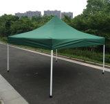 3X3m grüne im Freienstahl knallen oben Gazebo-faltendes Zelt
