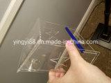 Alimentateur d'oiseaux à cage d'oiseaux acrylique à vente chaude OEM