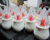 Luz grave conmemorativa de la vela del parpadeo del diseño moderno