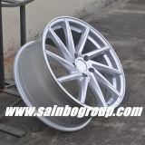 F10509 19 le marché des accessoires de pouce CVT roule des RIM de roue d'alliage de véhicule