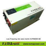 Grid Solar Power Inverter (G-PSW 1KW-6KW)を離れた格子Hybrid