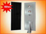 60W High Power Super Brightness Integrated Solar LED Street Light