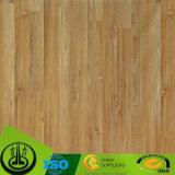 Papel de impressão decorativo da grão de madeira para a mobília