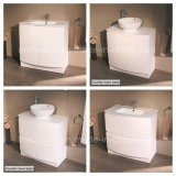 Fußboden - eingehangenes Bathroom Basin Sink Vanity Furniture Storage Cabinet Unit