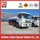 Hecho en China 4 * 2 Exportador 10000L Dongfeng Agua Camión 180HP Water Tanker