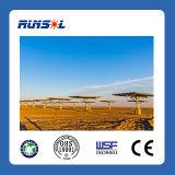 Inseguitore solare di doppio asse con MPPT