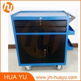 검정, Blue, 2 Drawers를 가진 Red Capacity 550lbs Rolling Tool Cabinet Chest Tool Cart