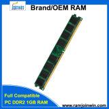完全な互換性のあるDDR2 1GBのRAMはPaypalを受け入れる