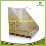 Las cajas de presentación de la cartulina acanalaron las visualizaciones de PDQ plegables visualizaciones de la cartulina