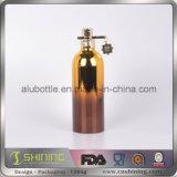 Fles van de Nevel van het Aluminium van het metaal de Kosmetische met VacuümDeklaag
