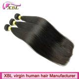 Выдвижения человеческих волос девственницы 100 Remy бразильские