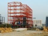 판매를 위한 Prefabricated 고층 강철 구조물 이용된 호텔 건물