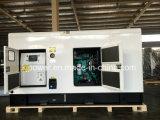 150kVA Cummins Diesel Generator Set con Silent Canopy
