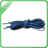 New fait sur commande Type Round All Color Waxed Shoelace pour Shoes