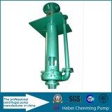 Não-Obstruir a bomba centrífuga submergível vertical centrífuga da pasta do depósito