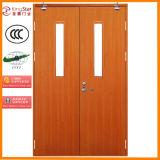 Деревянные противопожарные двери с стальной конструкции (GMFM-2123-bd5A1.00-2)