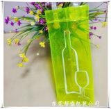 Bunter lichtdurchlässiger Plastikgeschenk-Beutel u. Handtaschen