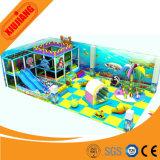 Cour de jeu commerciale de centre de jeu d'usager de gosses d'intérieur (XJ1001-65)